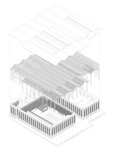 AZL Architects: Shitang Village Internet Conference Center, Cina