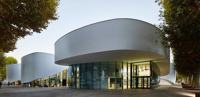 Dominique Coulon: Mediateca Third-Place a Thionville