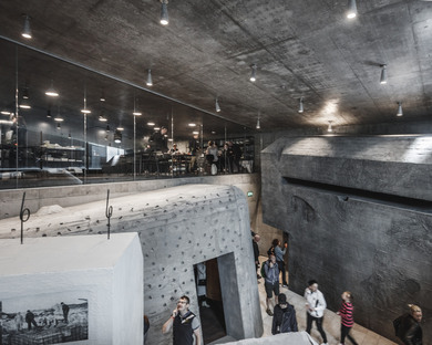 BIG-Bjarke Ingels Group: Tirpitz, il museo del Vallo Atlantico
