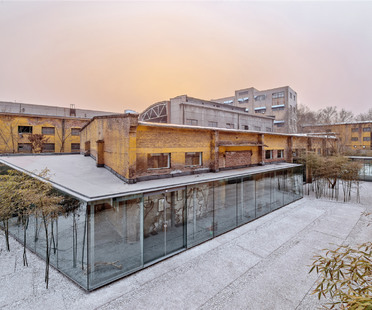 Archstudio: The Great Wall Museum of Fine Art in Zi Bo (China)