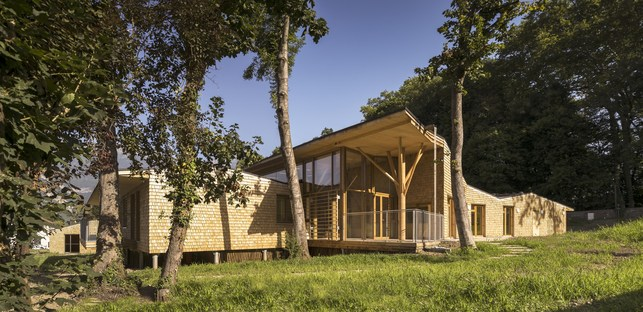 R2k architectes: Relais d'Assistance Maternelle a Tencin, Francia