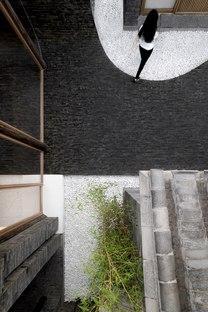 Archstudio: ristrutturazione di una siheyuan a Dashilar, Pechino