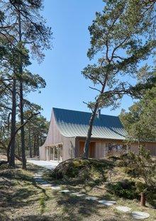 Tham & Videgård e la house Krokholmen, Stoccolma