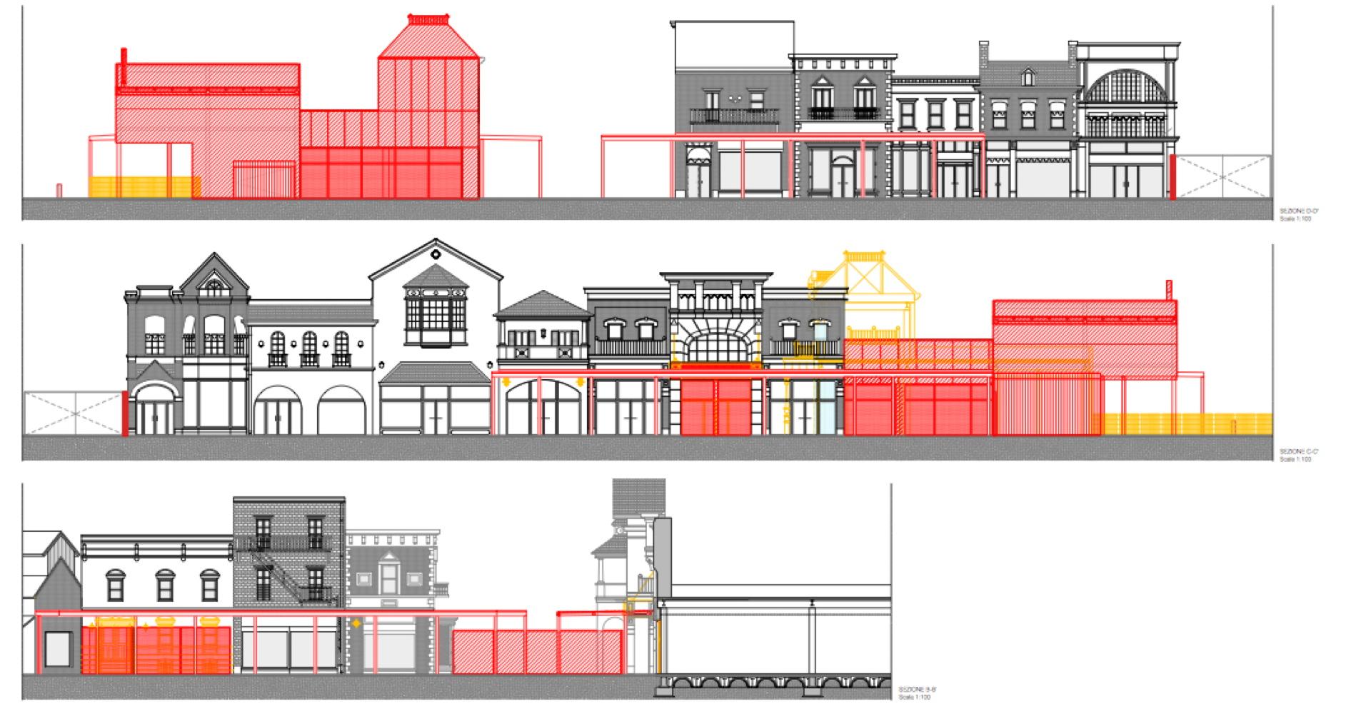 Lombardini22: Nuovo ingresso e Food Court al Valmontone Outlet