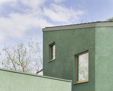 PAC Project Architecture Company + Miriam Poch: Haus P a Berlino