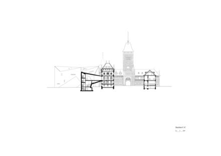 Christ & Gantenbein: ampliamento del Landesmuseum a Zurigo