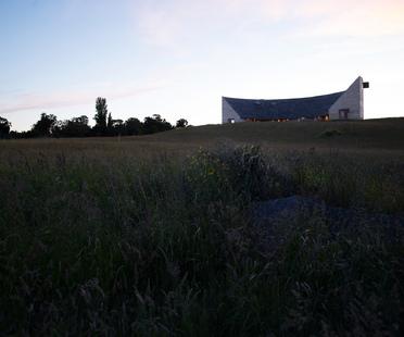 Pezo von Ellrichshausen: Casa Rode a Chonchi, Cile