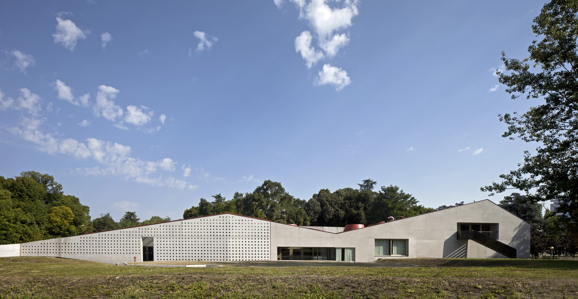 Davanzo Associati: Centro diurno Alzheimer a Castelfranco Veneto