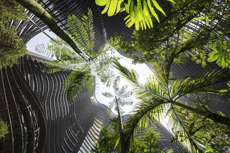 Ingenhoven architects: Marina One a Singapore