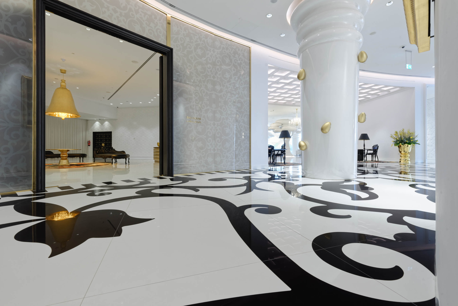 South West Architecture with FMG: Mondrian Doha in Qatar