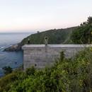 Pezo von Ellrichshausen: Casa Loba a Tome, Cile