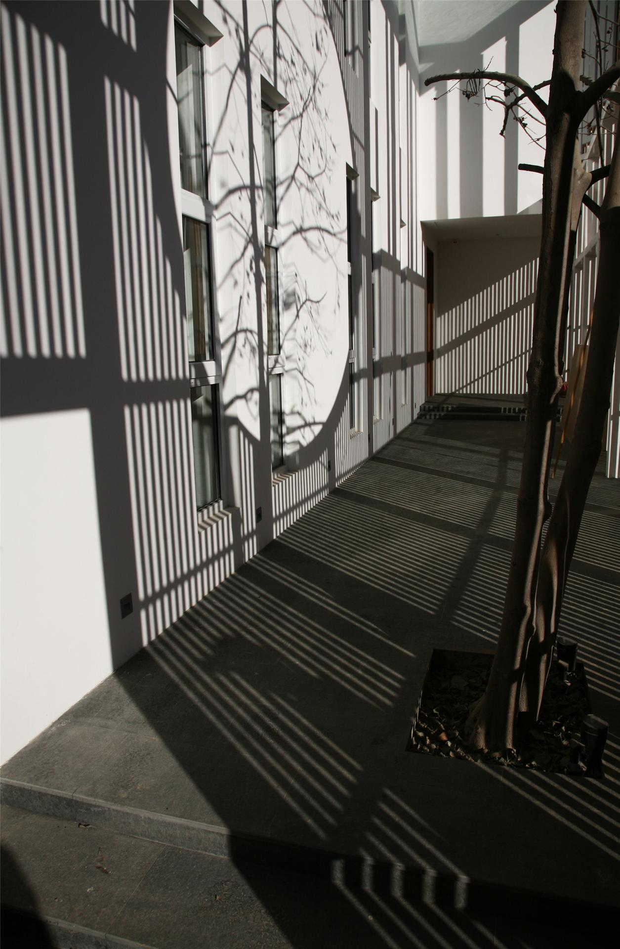 He Wei: Zen & Tea Chamber a Pechino