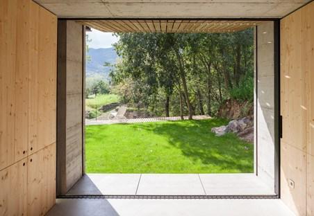 Arnau estudi d'arquitectura: casa Retina a Santa Pau, Girona