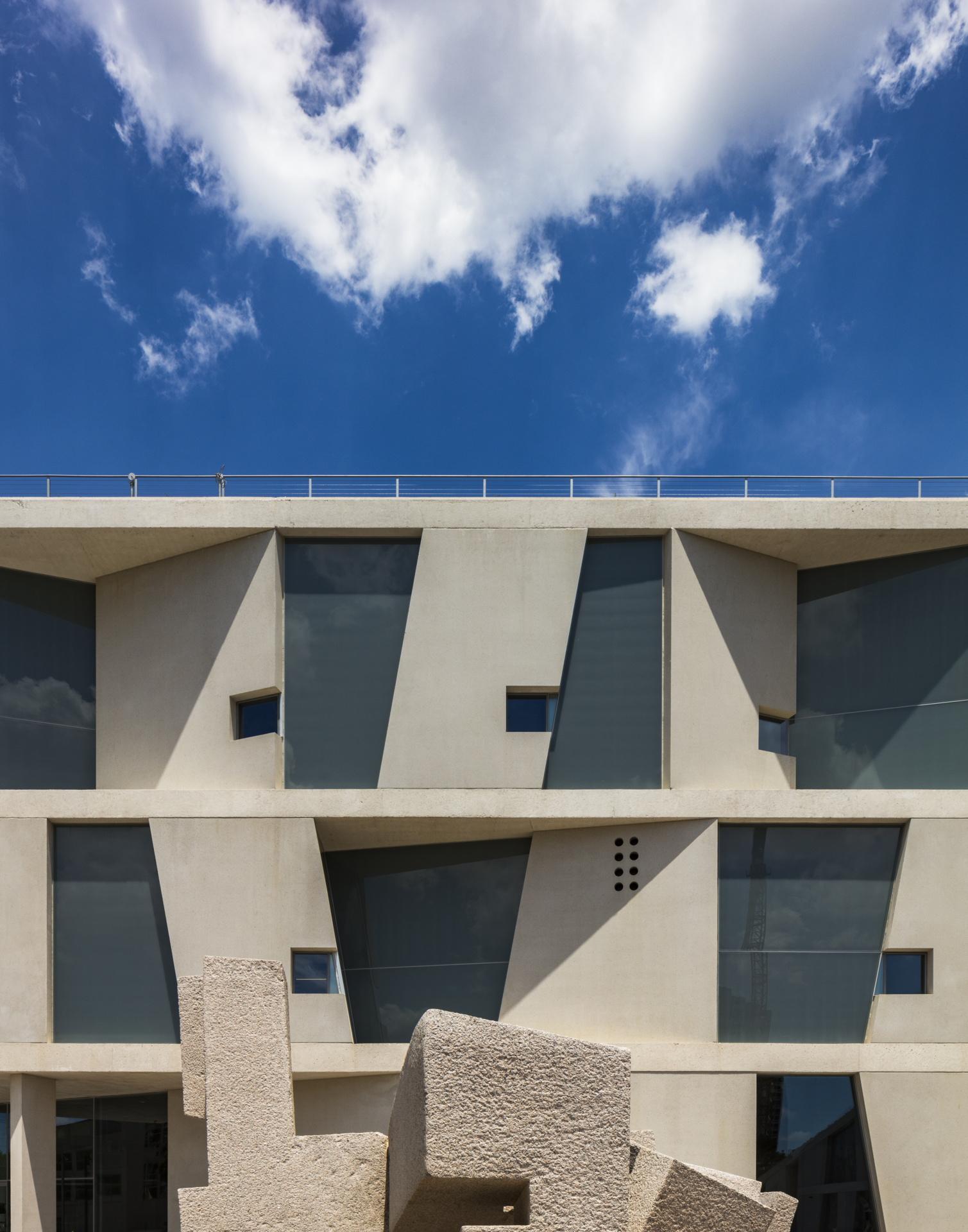 Steven Holl: Glassell School of Art a Houston