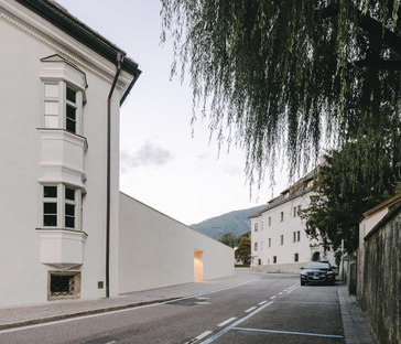 Barozzi/Veiga: la nuova Scuola di Musica di Brunico in Alto Adige