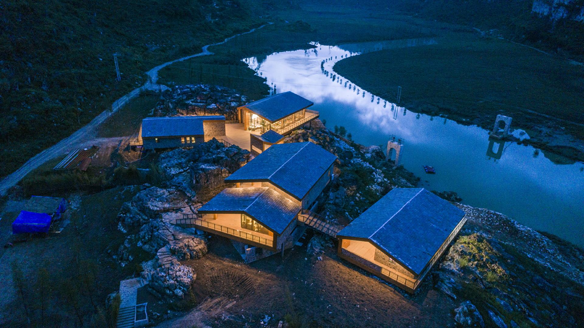 He Wei: Centro turistico di Anlong