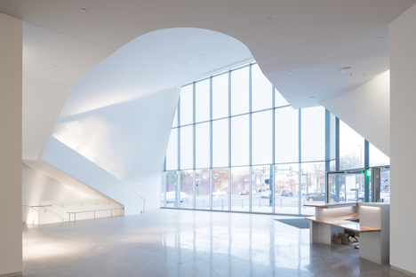 Steven Holl: Institute for Contemporary Art a Richmond