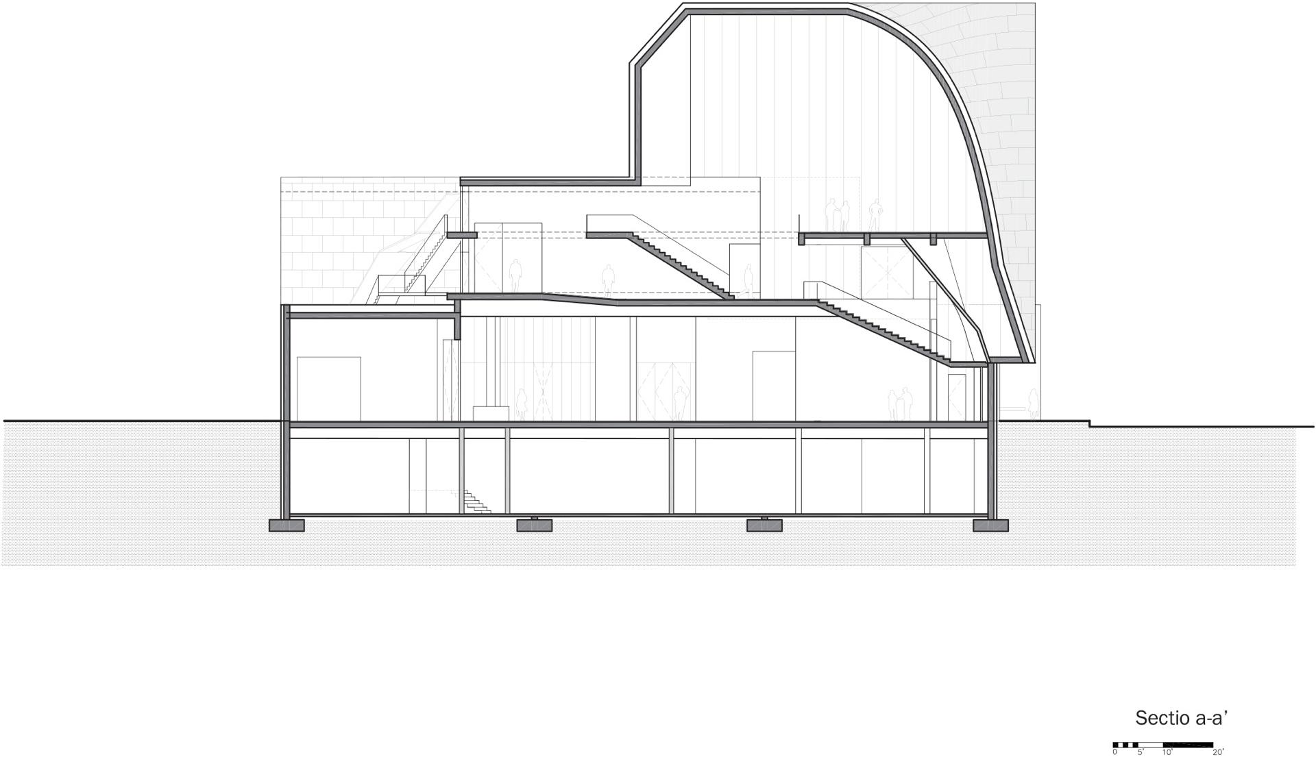 Steven Holl: Institute for Contemporary Art a Richmond