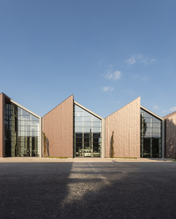 Westway Architects: Cantina Santa Margherita in Veneto