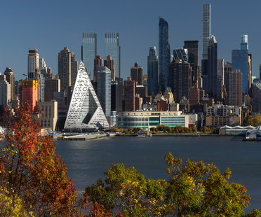 West 57th Street il nuovo courtscraper di BIG Bjarke Ingels Group