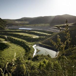 Batlle i Roig: recupero paesaggistico della discarica del Garraf