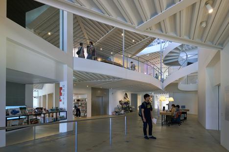 Akihisa Hirata: Art Museum and Library Ota, Giappone