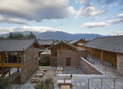 Tsutsumi & Associates: Tsingpu Baisha Retreat in Cina