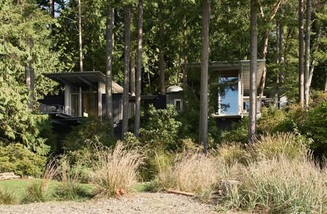 Olson Kundig: Il rifugio personale di Jim Olson a Longbranch