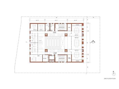 Saitowitz/Natoma: Hillel House