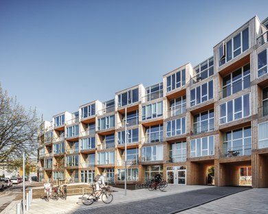 BIG Bjarke Ingels Group: Homes for all a Copenaghen