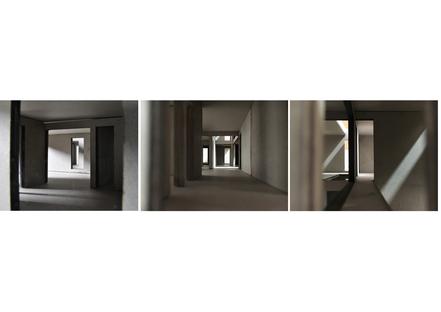 Wall Architects: Village center a Sanhe (Cina)
