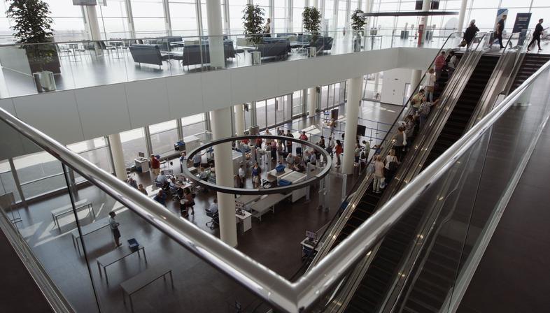 Vicini Architects: Terminal Amerigo Vespucci a Civitavecchia<br />