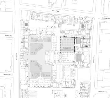 Levitt Bernstein: Wilkins Terrace, University College London