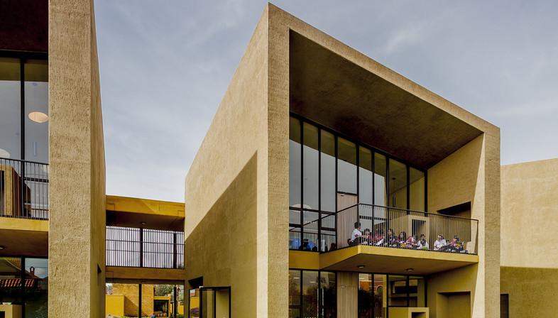 Taller de Arquitectura de Bogotá: scuola materna San José a Cajicá