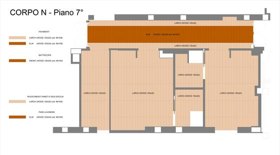 Riqualificazione reparto degenza Ospedale Bufalini a Cesena