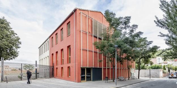 taller 9s: nuovo centro europeo del pellame a Igualada