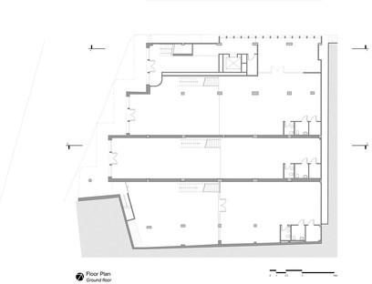 Sketch: ristrutturazione della casa La Moderna a Panama