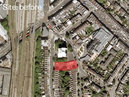 Levitt Bernstein: Vaudeville Court social housing a Londra