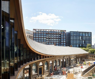 Coal Drops Yard di Heatherwick Studio