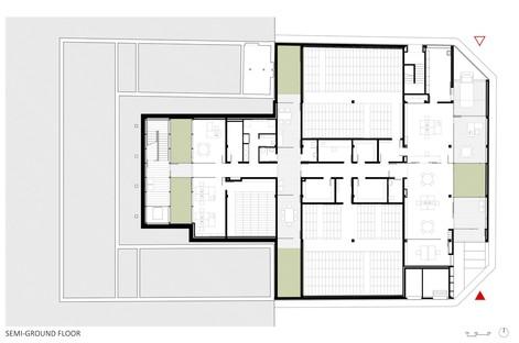 Taller9s: Sant Sadurnì Cultural Center, biblioteca e archivio