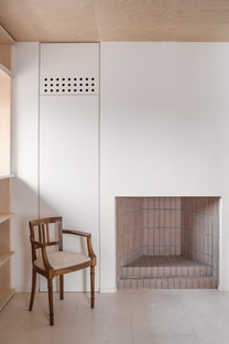 Studio Wok: recupero di una casa di campagna al Chievo