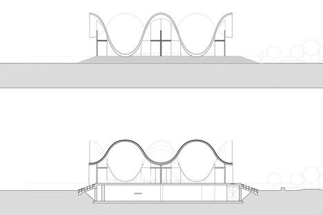 Bosjes Chapel di Steyn Studio