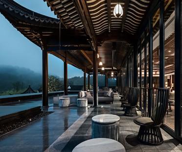 CL3 e ZSD hanno progettato il Banyan Tree di Anji in Cina