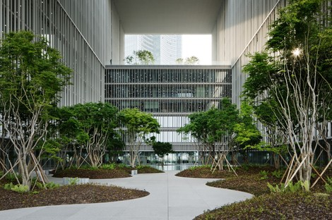 David Chipperfield Architects: nuova sede Amorepacific, Seul