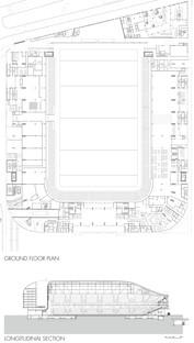 Paris La Défense Arena di 2Portzamparc