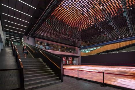 Longgang Cultural Centre di Mecanoo