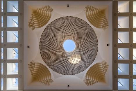 Dar Arafa Architecture: Moschea di Abu Stait a Basuna, Egitto