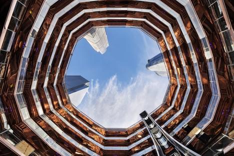 Vessel, il nuovo gioiello di Heatherwick Studio per Hudson Yards