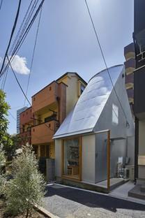 Takeshi Hosaka: casa Love2 a Tokyo
