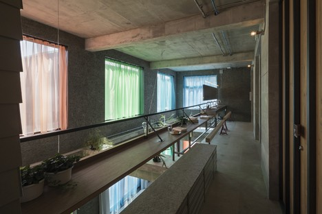 Tato Architects: Blend Inn hotel a Osaka